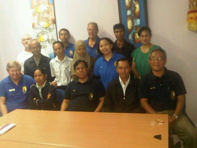Bali committee meeting 4th August 2012