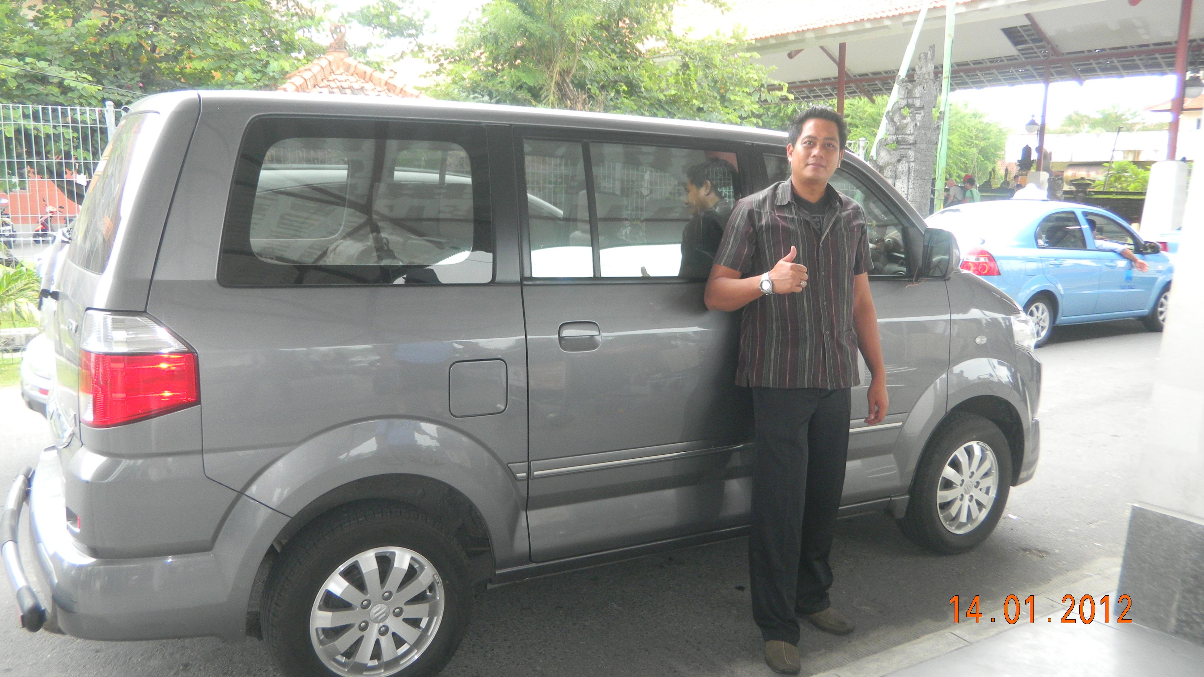 Jaya and his taxi
