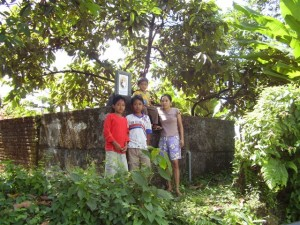 Fresh water project at Pegadungan