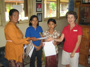 Fundraising for SD2 Pegadungan, a member school on Wiki