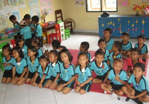 Kindy at Pegadungan