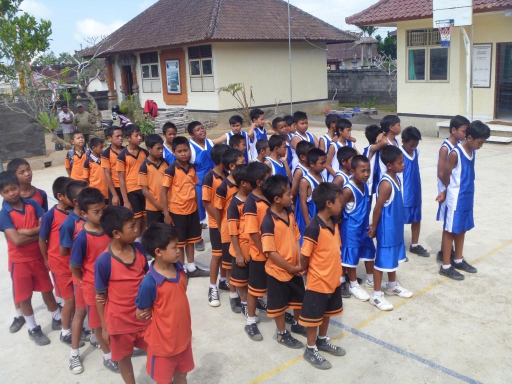 SD 4 Pelaga Basketball Tournament