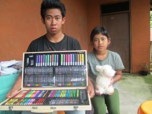 Sponsored orphans Pelaga 2012