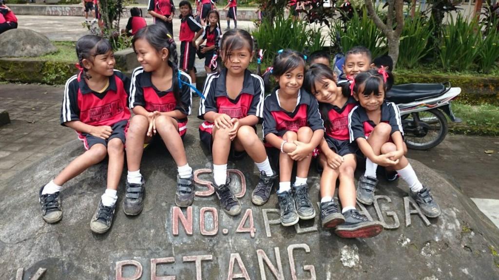 Students SD4 Pelaga Jan 2015