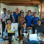 Workshop for coordinators, Keraton Beach Hotel, Jimbaran. Jan 2015